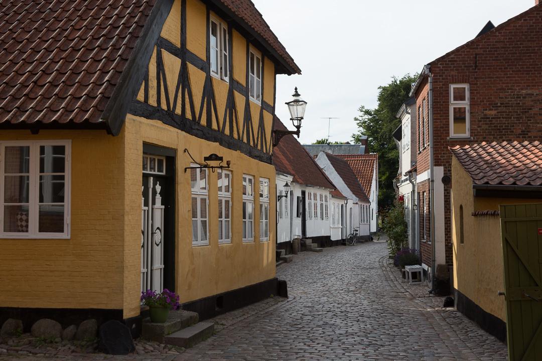 Op de fiets naar Jutland (Denemarken)